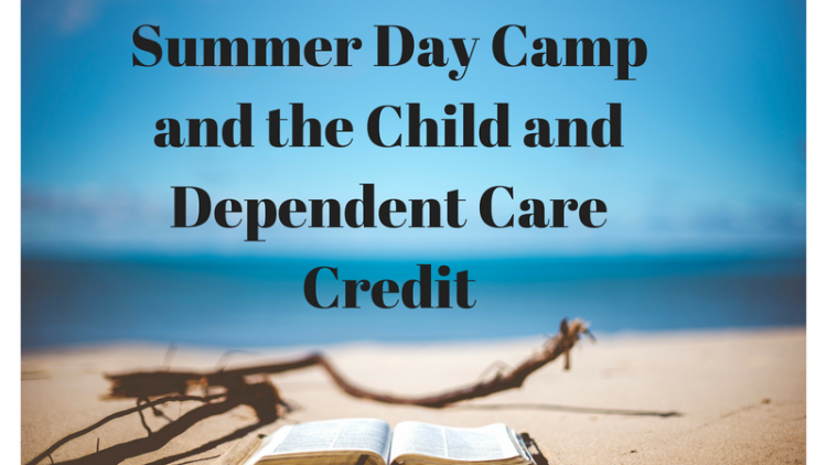 Summer Camp and Tax Credit