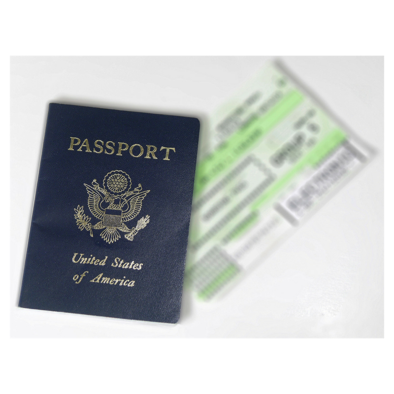 IRS and Passports